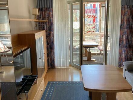 Möblierte, barrierefreie 2-Zimmer-Seniorenwohnung im Nordosten von IN - Am Katharinengarten
