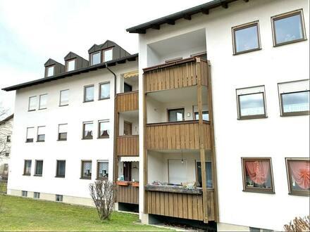 Vermietete 3-Zimmer-Etagenwohnung in Burgkirchen