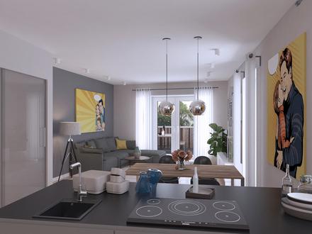 Neubau - Wohnprojekt Sonnendorf Velden Top D1