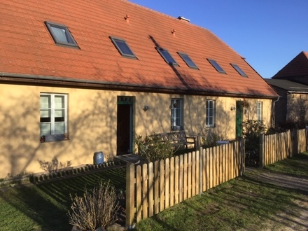 Doppelhaushälfte in Zittow zu vermieten