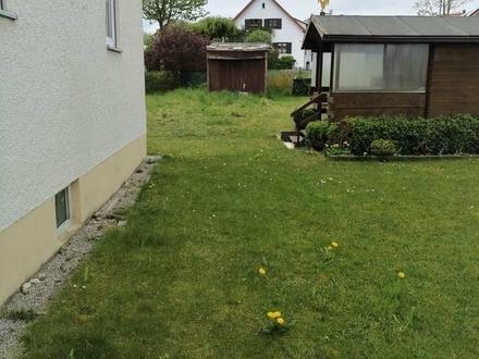 2-Zimmer-Wohnung mit Garten im Unterallgäu - Kapitalanlage oder Eigennutzung!