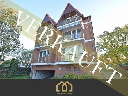 Verkauft: Anlage: Burglesum / Gepflegte 2-Zimmer-Wohnung mit Sonnenbalkon zzgl. Duplexgaragenplatz