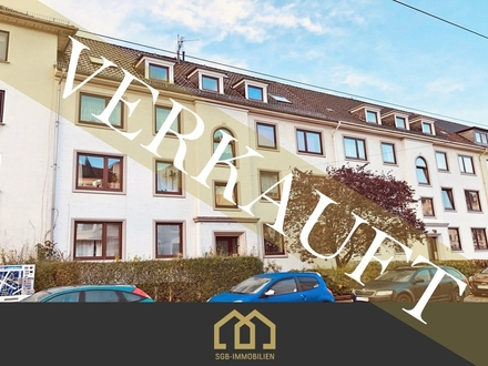 Verkauft: Peterswerder / Sehr gepflegte Eigentumswohnung mit Südbalkon