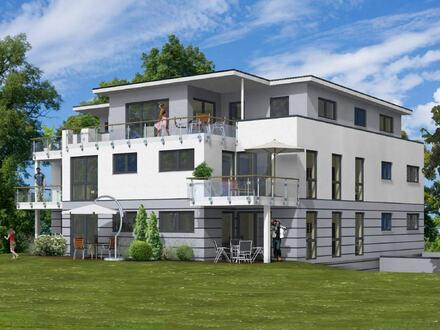 NEU!!! Neubau-Eigentumswohnung mit optimaler Süd-/Westausrichtung in Hüllhorst!!