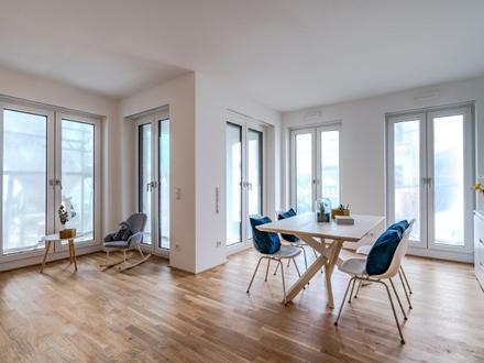 Moderne 2-Zimmer-Wohnung mit Loggia
