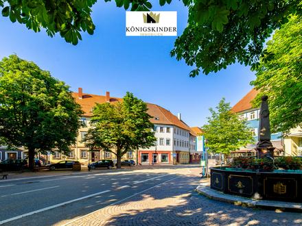 Wohn- und Geschäftshaus in zentraler Lage von Sulz am Neckar mit Ausbaupotential als Kapitalanlage