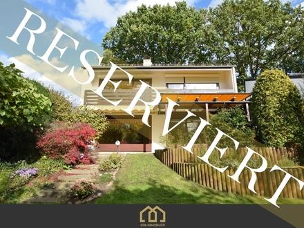 Reserviert: Alt Borgfeld / Einfamilienhaus mit Süd-Garten, Garage und Carport auf 280 m²