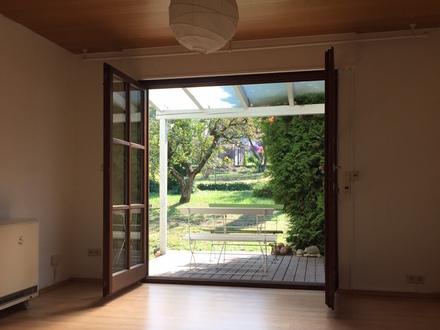 Wohnung mit Garten in S-Steinhaldenfeld