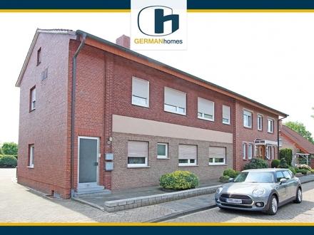 PROVISIONSFREI für Käufer – Renditestarkes Mehrfamilienhaus mit gepflegter DHH in Rheine