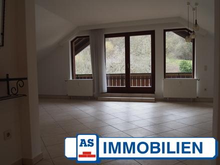 AS-Immobilien.com +++ gepflegte 3 Zimmerwohnung mit Ruhe und Natur in Ortsrandlage +++