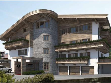 Exquisite Dachgeschoßwohnung in den Kitzbühler Alpen