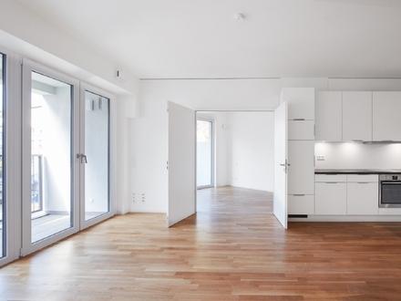 THE EAST: 3-Zimmer Wohnung im Herzen des Frankfurter Ostends