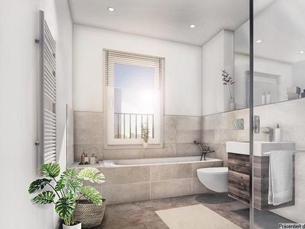 adam - Stilvolle 4-Zimmer-Wohnung mit Terrasse