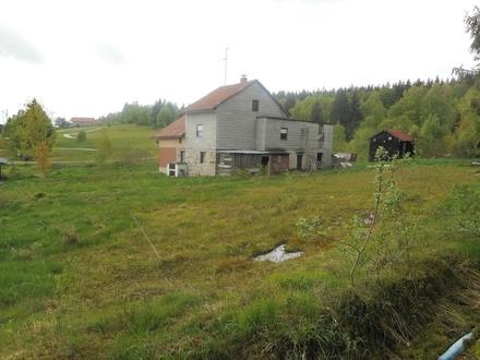 Stark renovierungsbedürftiges Einfamilienhaus Nähe Mauth/Finsterau