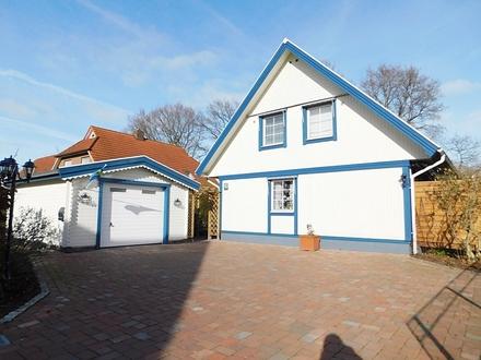 Wiefelstede: Original Schwedenhaus in guter Lage Obj. 4651