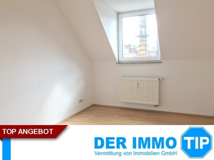 2 Zimmer Dachgeschosswohnung ++ Schloßchemnitz