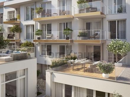 DIE GOLDENE MÖWE - Terrasse in Wohnungsgröße Freiraum ist Alles!