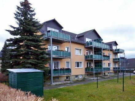 +++ Helle 3 Raumwohnung mit Balkon und Parkett +++