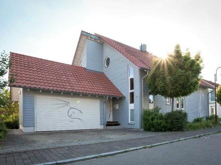 Architektenhaus in ökologischer Holzbauweise!