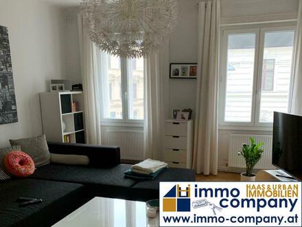 Zentrale 80 qm Altbauwohnung in 1180 Wien 3 Zimmer