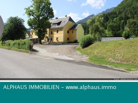 * Gut besuchter Traditionsgasthof in der Steiermark *