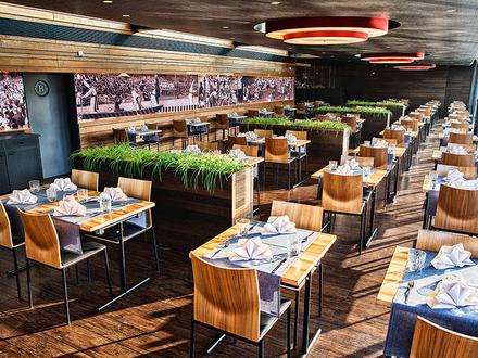Ab sofort zu verpachten Bootshaus Restaurant modern stilvoll einzigartig Top Lage auf Ulmer Donauseite