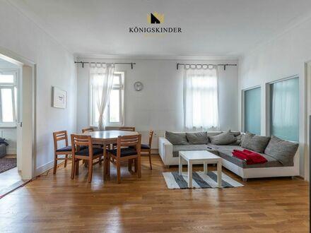 Wunderschöne, große Wohnung in zentraler Lage