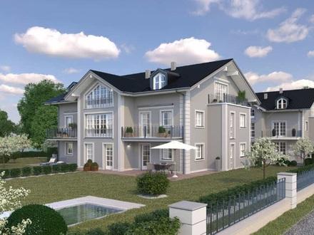 Neubau-Eigentumswohnung - Hervorragende Bauplanung und Haustechnik