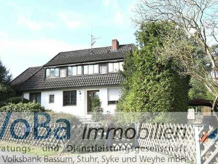 Stilvolles Wohnen in idyllischer Waldrandlage Fahrenhorsts