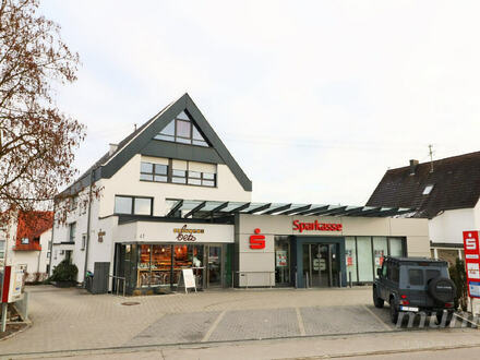 Attraktive Büro-/Praxisfläche im Zentrum Illerkirchbergs
