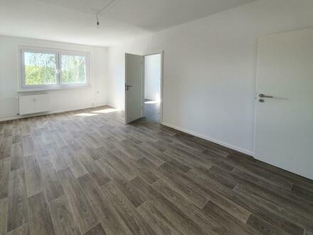 Neu renovierte 3 Raumwohnung mit großem Schlafzimmer