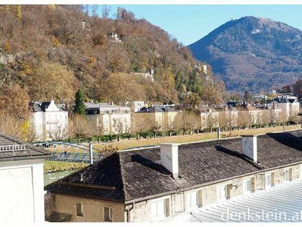 Traumhafte Altbauwohnung mit Balkon am Mozartplatz, Salzburg Stadt