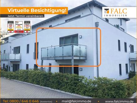 Moderne Wohnung in optimaler Lage - bezugsfrei - seniorengerecht - behindertengerecht -