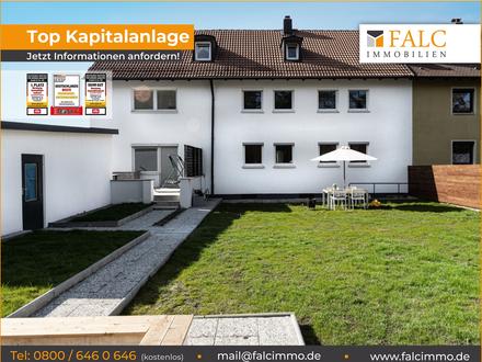 Gelegenheit - Top Kapitalanlage mit Gartenanteil und Stellplatz im attraktiven 4-Familienhaus