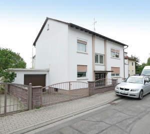 2-Fam.-Haus in beliebter Lage seitlich Biebricher Allee