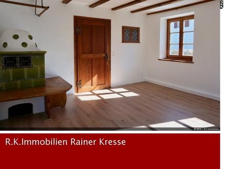 Frisch renoviert! Gewerberäume im Erdgeschoss für Büro / Praxis in Füssen zu vermieten