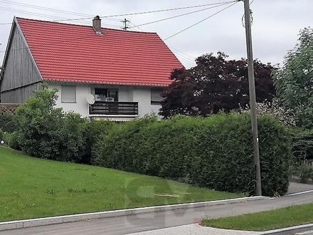 Achtung Großfamilie! Haus mit tollem Garten, Halle und Kfz-Werkstatt-Grube auf großem Grundstück