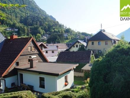 ---VERKAUFT--- Gemütliches Einfamilienhaus in Ebensee!