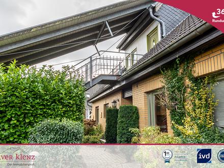 Familienhaus oder wohnen mit Rendite - Zweifamilienhaus in Glücksburg.