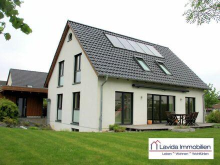 Großzügiges Architektenhaus mit vielen Extras in exklusiver Ortsrandlage von BS-Völkenrode