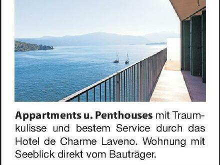 Lago Maggiore - Appartments u. Penthouses