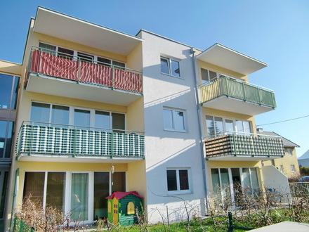 Feine 2-Zi.-Garten-Wohnung in Schallmoos