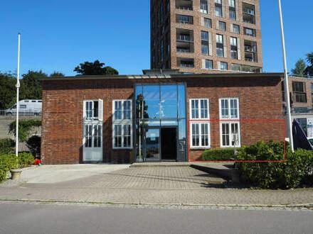 Bürofläche mit Flensburger Fördeblick im EG