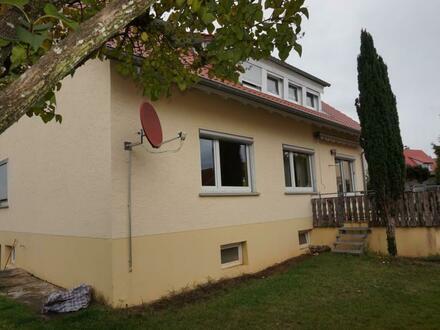 Freistehendes Einfamilienhaus in ruhiger Lage Ellenbergs, das Anfang 2020 frei wird !