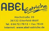 Abel Estriche GmbH & Co. KG