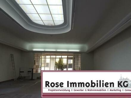 ROSE IMMOBILIEN KG: Repräsentatives Ladenlokal mit Showroom