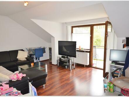 Gemütliche 2-Zimmer-Wohnung mit Westbalkon!++Robert Decker Immobilien++