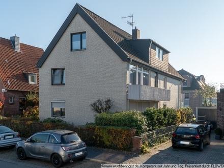 Vermietete Erdgeschosswohnung mit Balkon im Ehnernviertel