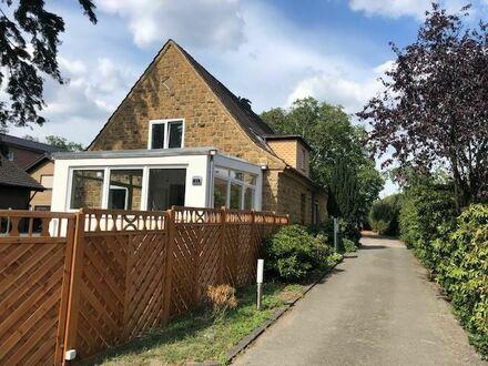 Außergewöhnliche EG-Wohnung in Sennestadt