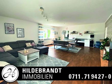 PERFEKTER GRUNDRISS: Sonnige 4-Zimmer-Wohnung zum Verlieben! *Südbalkon, EBK und Stellplatz*